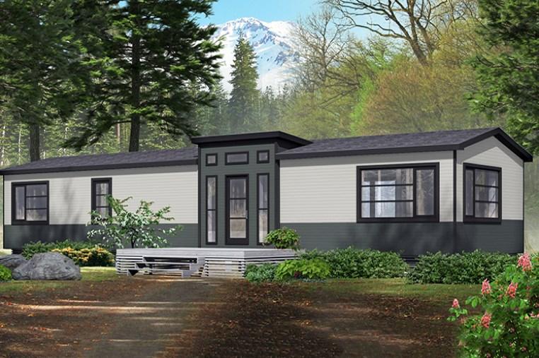 natura uni modulaires maisons drummond. Black Bedroom Furniture Sets. Home Design Ideas