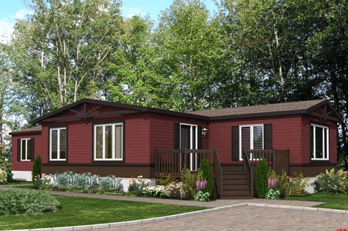 Premium uni modulaires maisons drummond for Maison unimodulaire prix