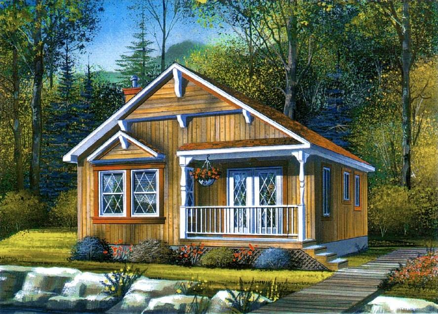 Refuge Chalets Micro Maisons Maisons Drummond